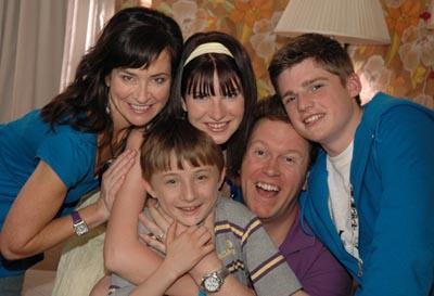 Alistair Fury Family